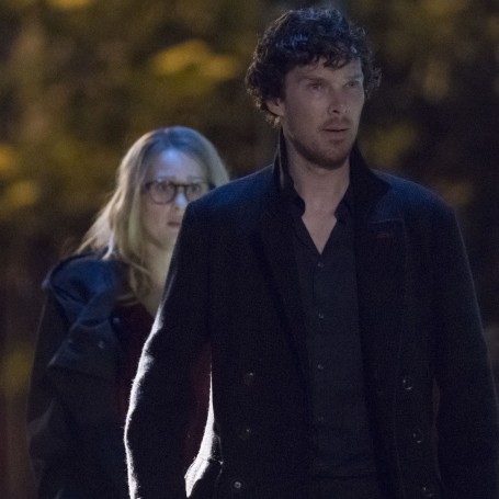 New pictures from the Sherlock set are here to get us all excited