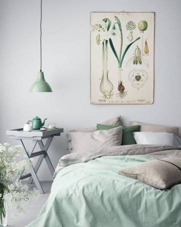 A guide to decorating with mint green