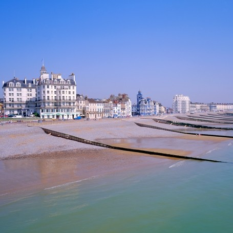 Beaches that are less than two hours away from London