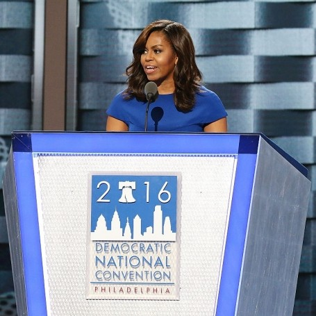 Read Every Single Word of Michelle Obama's Stunning DNC Speech