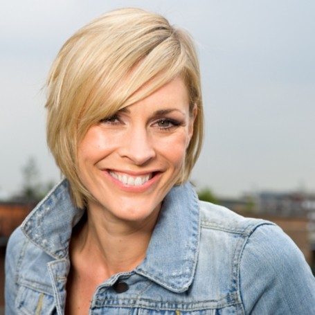 Jenni Falconer on how she stays fit