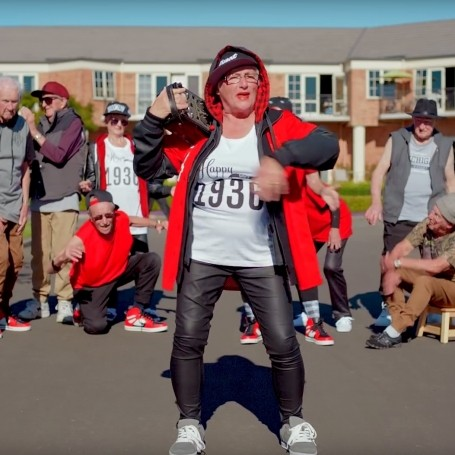 These 80-year-olds dancing to Shake It Off will make you happy