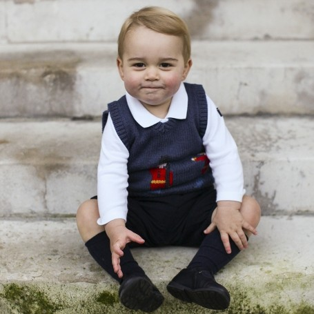 A royal photographer reveals the best thing about photographing Prince George