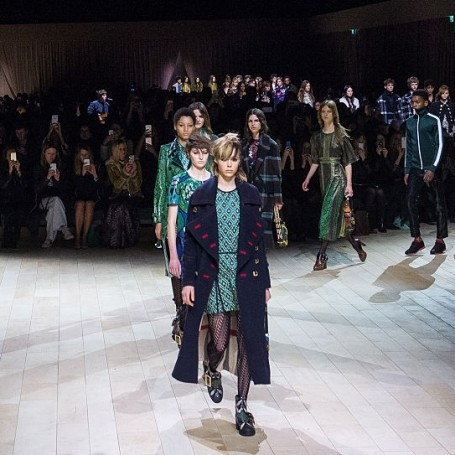 Is Burberry about to change the way you shop?