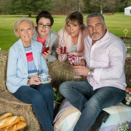So that's why Channel 4 bought Bake Off