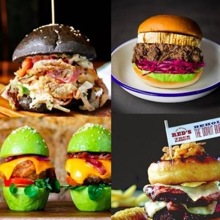 10 Wacky Ways To Enjoy National Burger Day