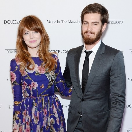 Could Emma Stone and Andrew Garfield be getting back together?