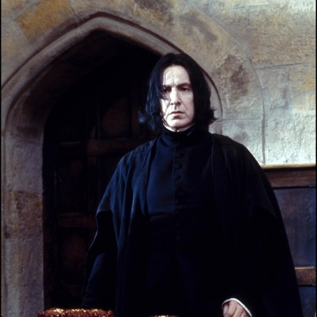 The secret meaning behind Snape's first words to Harry Potter
