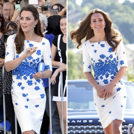 Kate Middleton: Queen of recycling