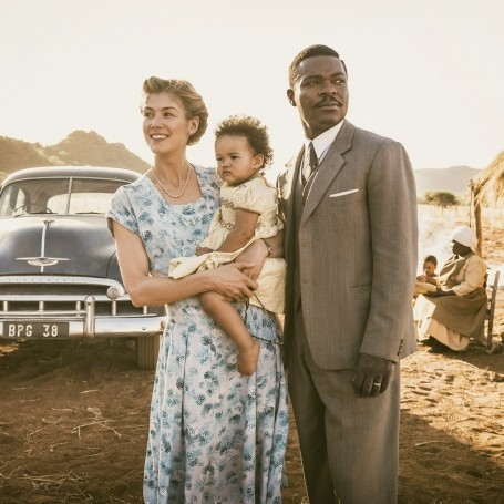 Reel Talk: the trailer for A United Kingdom is here