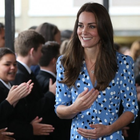 Kate Middleton gave a schoolgirl some sound life advice