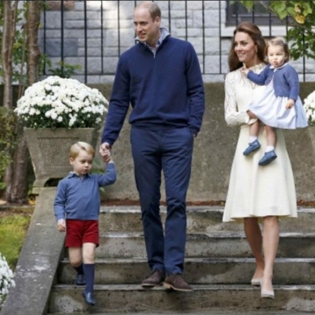 William and Kate on the Royal tour of Canada