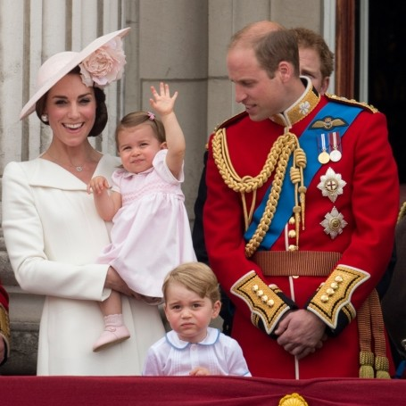 Canada issues a code of conduct for meeting the royal family