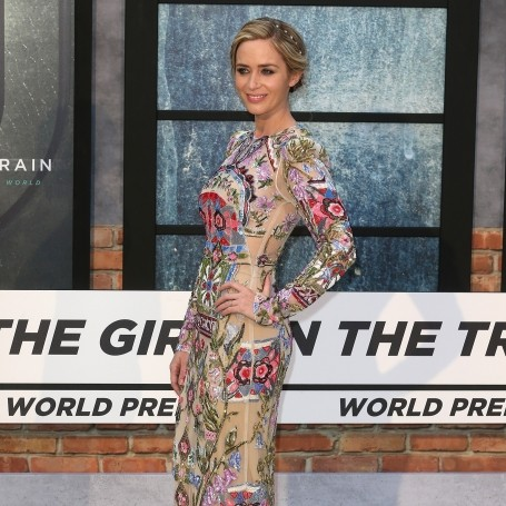 Emily Blunt talks to Red ahead of The Girl On The Train