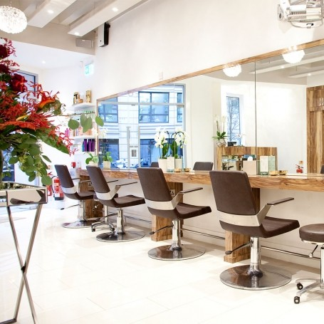 The Brazilian Keratin Treatment at Hiro Miyoshi