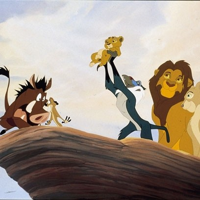 The Lion King is to be Disney's next big film