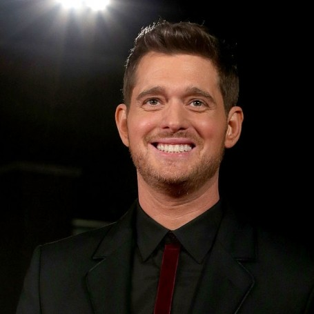 When Red met Michael Bublé