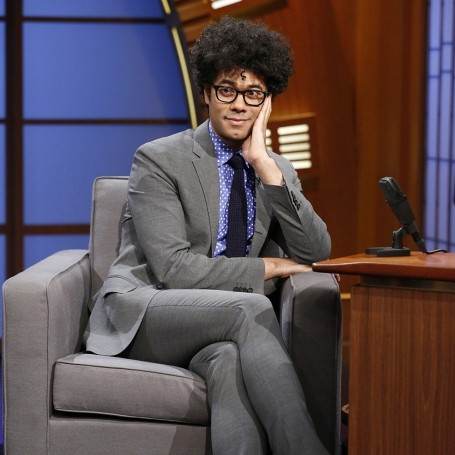 You could be seeing a lot more of Richard Ayoade