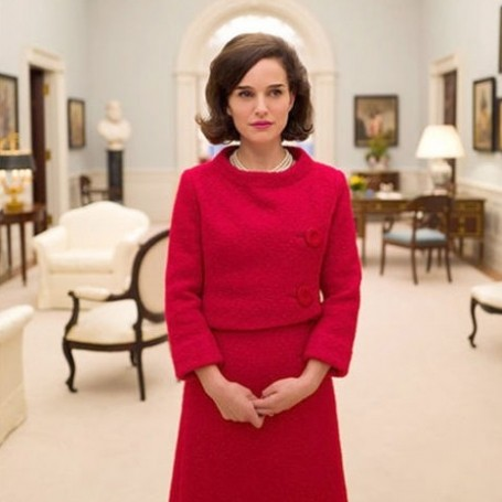 Natalie Portman reveals what she admires about Jackie O's style