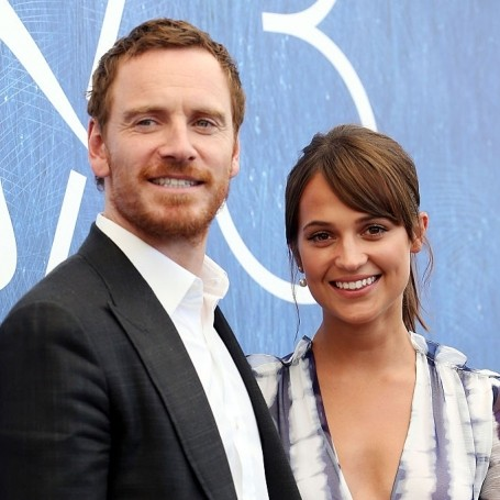 Why Alicia Vikander and Michael Fassbender are our favourite red carpet couple