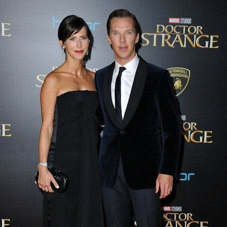Benedict Cumberbatch is expecting his second baby