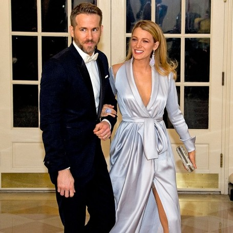 Did Ryan Reynolds just give away the sex of his second baby?