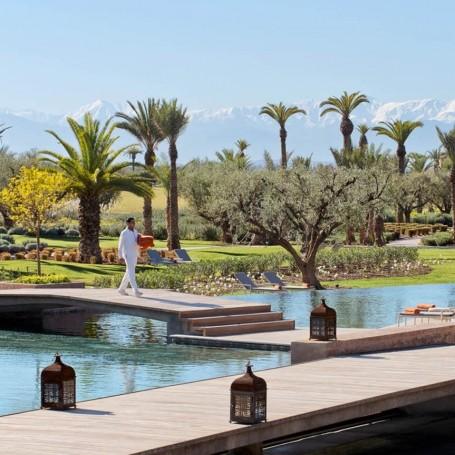 Royal Palm Beachcomber Luxury, Marrakech