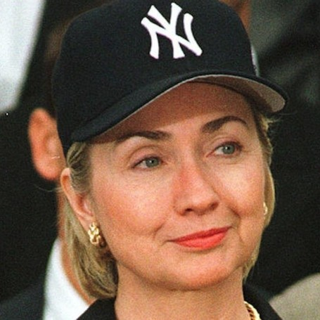 Hillary Clinton election style influenced by '90s rappers