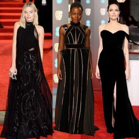 The best celebrity red carpet fashion