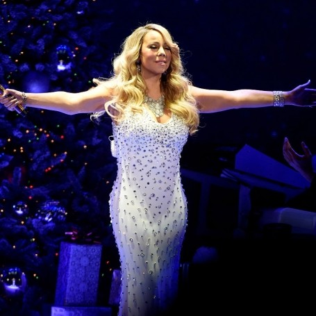 Mariah Carey's All I Want For Christmas Is You is being made into a film