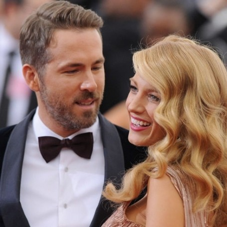 Ryan Reynolds is in the dog house with Blake Lively