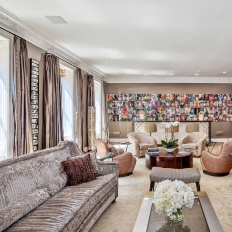 See inside Jackie Kennedy's Park Avenue Apartment