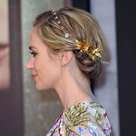 Celebrity Party Hair Inspiration
