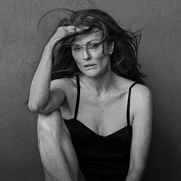 Iconic actresses pose for the 2017 Pirelli Calendar