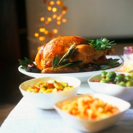 Your Christmas dinner will be the cheapest it's ever been