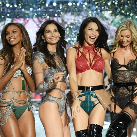 All the best moments from the Victoria's Secret show