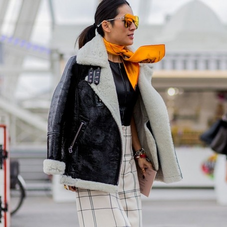 The ultimate aviator jacket edit