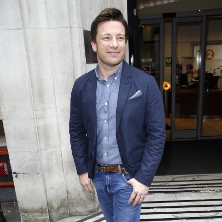 Jamie Oliver talks getting older