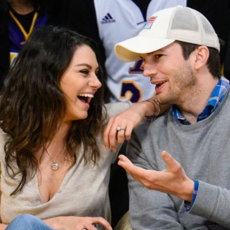 Mila Kunis and Ashton Kutcher have named their baby boy