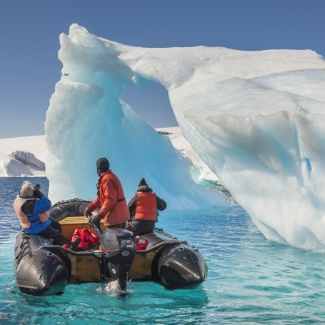 The largest all-women expedition to Antarctica is happening