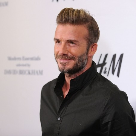 David Beckham stars in sobering unicef campaign video
