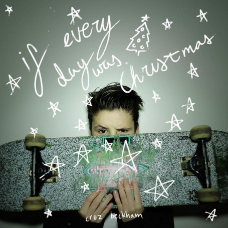 Cruz Beckham unveils his debut single ready for Christmas