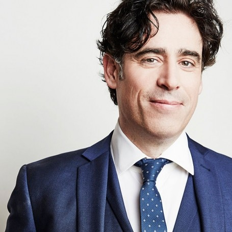 Stephen Mangan is all of us this Christmas
