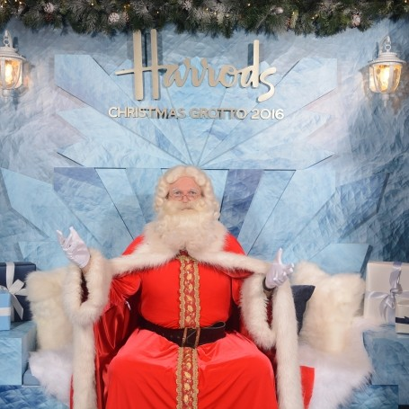 Win tickets to Harrods Christmas Grotto