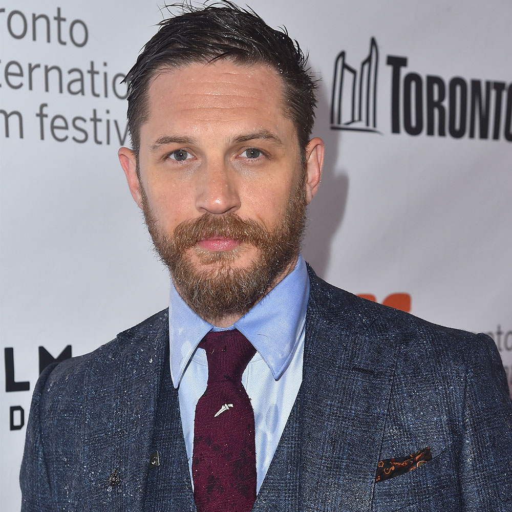 Tom Hardy To Read CBeebies Bedtime Story TV Red Online