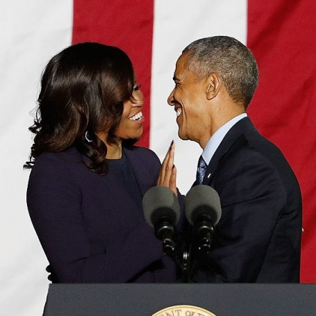 How living in The White House strengthened the Obama's relationship