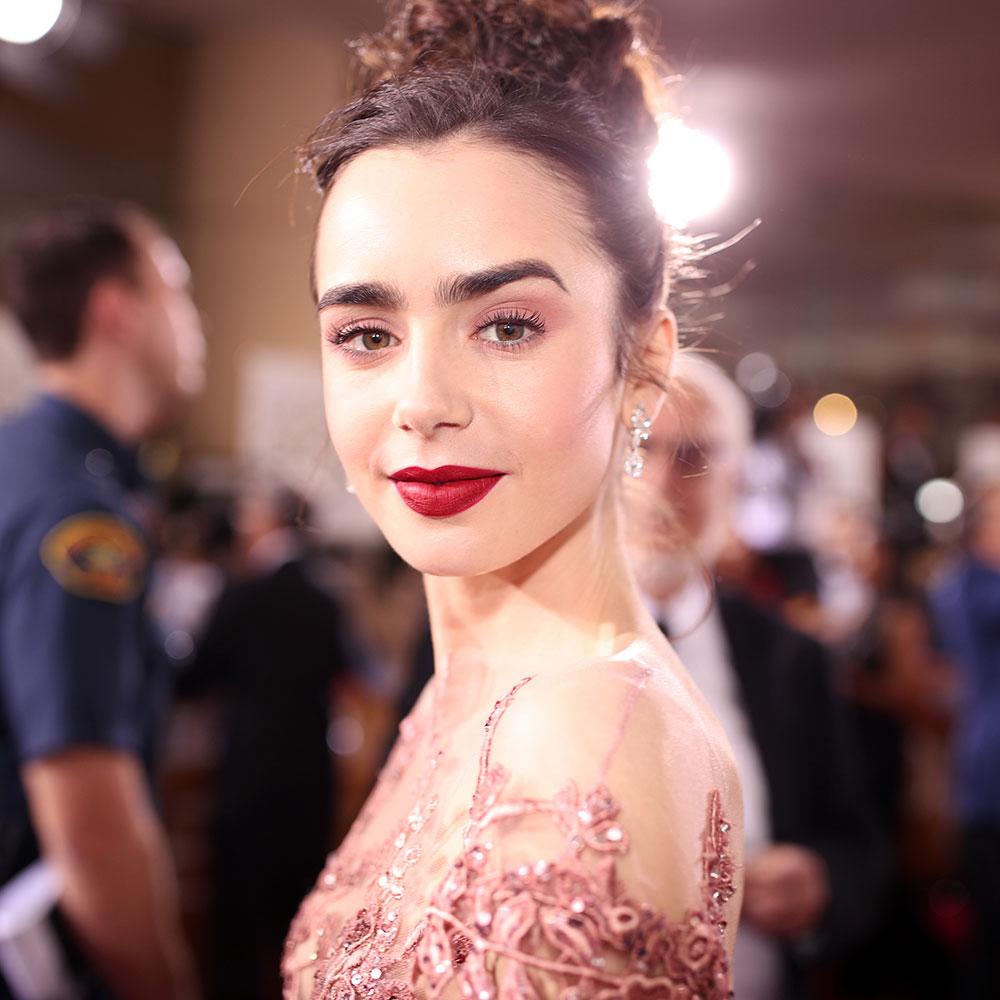 Best Golden Globes Makeup 2017 Celebrities At The