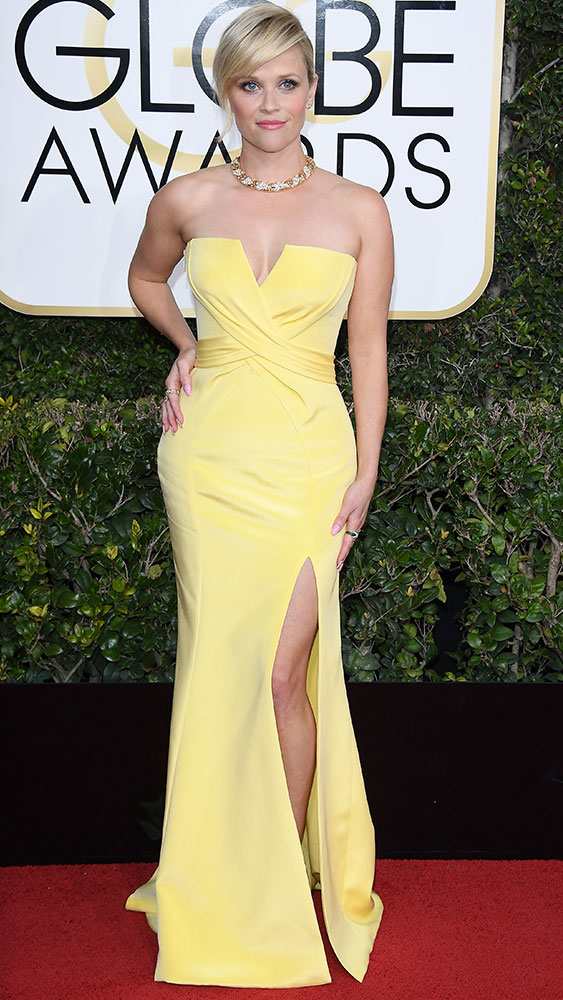 Reese Witherspoon Golden Globes Times The Golden Globes