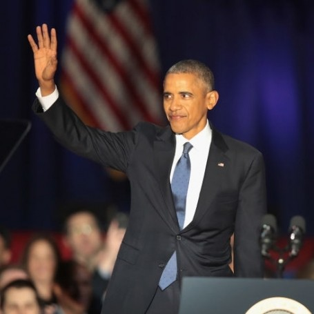 President Obama's Final Letter to the American People Might Make You Cry