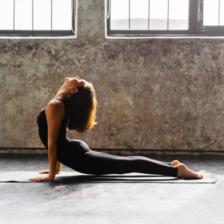 Yoga can help ease lower back pain, says study